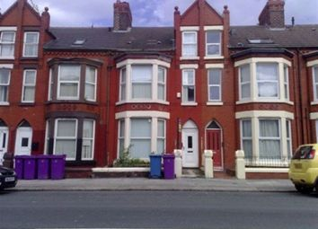 Thumbnail 1 bedroom flat to rent in Sheil Road, Fairfield, Liverpool