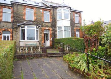Thumbnail 3 bed terraced house for sale in Kenwyn Terrace, Pontypridd