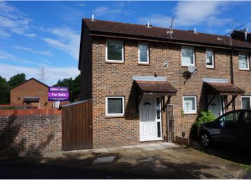 Thumbnail 2 bed end terrace house for sale in Rufus Gardens, Totton, Southampton