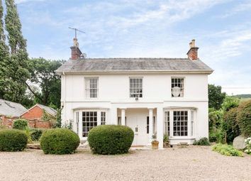 Thumbnail 5 bed detached house for sale in Buttington, Welshpool, Powys