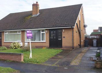 Thumbnail 2 bed semi-detached house for sale in Primrose Avenue, Haslington