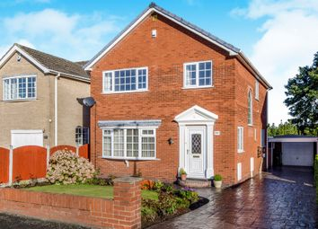 Thumbnail 4 bedroom detached house for sale in Norman Road, Hatfield, Doncaster