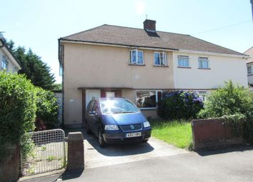 Thumbnail 3 bed semi-detached house for sale in Heol Eglwys, Cardiff