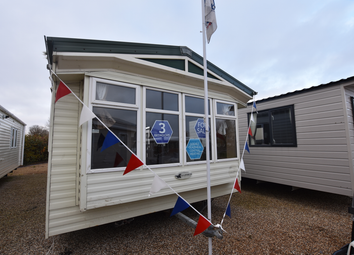 Thumbnail 3 bed property for sale in Dovercourt Haven Caravan Park, Low Road, Harwich