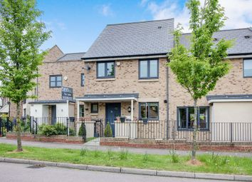 Thumbnail 3 bed semi-detached house for sale in Stone Hill, St. Neots