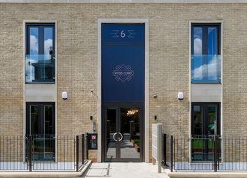 6 Elms Road, London SW4. 2 bed flat