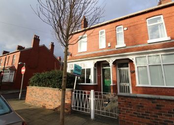 Thumbnail 4 bed end terrace house for sale in Thorpe Street, Old Trafford, Manchester