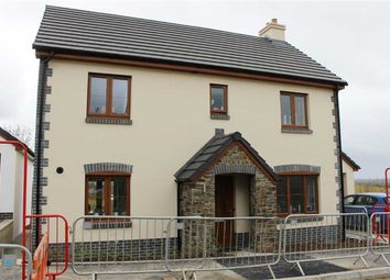 Thumbnail 3 bed detached house for sale in Newton Heights, Kilgetty