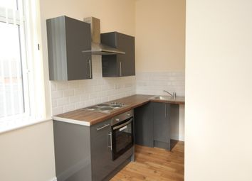 Thumbnail 1 bed flat to rent in Kirkby Road, Hemsworth, Pontefract