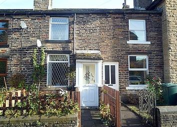 Thumbnail 2 bed cottage to rent in Victoria Street, Cullingworth, Bradford