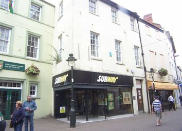 Thumbnail Restaurant/cafe to let in King Street, Carmarthen
