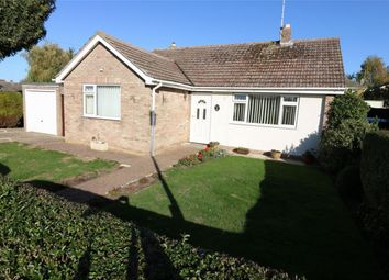 Thumbnail 3 bed detached bungalow for sale in Meadway, Market Deeping, Lincolnshire