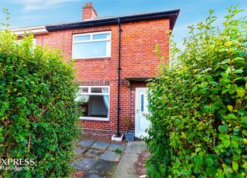 Thumbnail 2 bed semi-detached house for sale in Simpson Avenue, St Helen Auckland, Bishop Auckland, Durham