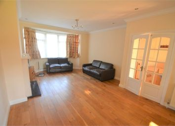Thumbnail 4 bed semi-detached house to rent in Longfield Avenue, London