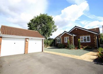 Thumbnail 4 bed detached bungalow for sale in Silto Court, Rodbourne Green, Swindon, Swindon