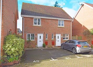 Thumbnail 2 bed semi-detached house for sale in Pheasant Close, Four Marks, Alton, Hampshire