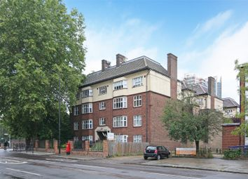 Thumbnail 3 bed flat for sale in Lower Road, London