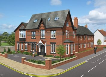 Thumbnail 2 bed flat for sale in Liverpool Road, Liverpool
