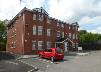 Thumbnail 1 bed flat to rent in Norley Close, Whitecross, Warrington