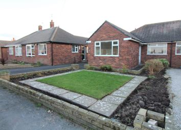 Thumbnail 2 bed bungalow to rent in Greenfield Road, Cleveleys