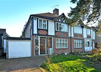 Thumbnail 3 bed semi-detached house for sale in Grafton Road, Worcester Road, Surrey