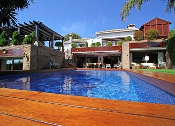 Thumbnail 8 bed villa for sale in Las Chapas, Mlaga, Spain