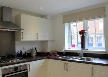 Thumbnail 2 bed flat to rent in Brookfield Close, Blackbridge Lane, Horsham