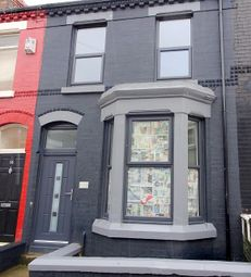 Thumbnail 3 bed terraced house for sale in Elderdale Road, Anfield, Liverpool