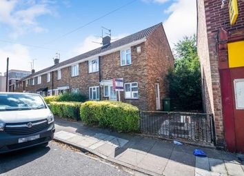 Thumbnail 3 bed end terrace house for sale in Church Road, Portsmouth