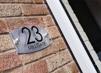 Thumbnail 1 bed flat for sale in Millgate, Ackworth