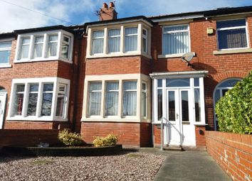 Thumbnail 3 bed terraced house for sale in Kingscote Drive, Blackpool