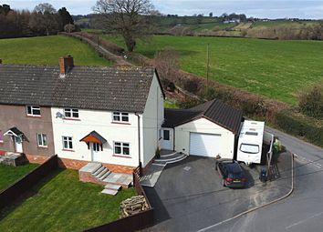 Thumbnail 3 bed semi-detached house for sale in Glandulais, Felinfach, Brecon, Powys