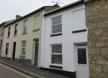 Thumbnail 2 bed terraced house to rent in Mount Street, Penzance