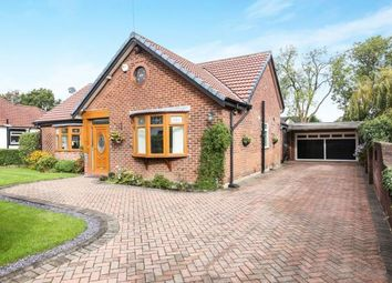 Thumbnail 4 bed bungalow for sale in Styal Grove, Gatley, Cheadle, Cheshire
