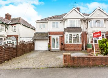 Thumbnail 4 bedroom semi-detached house for sale in Dale Road, Halesowen