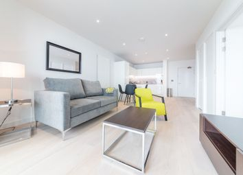 Thumbnail 1 bed flat to rent in Mercier Court, 3 Starboard Way, Royal Wharf, Silvertown, London