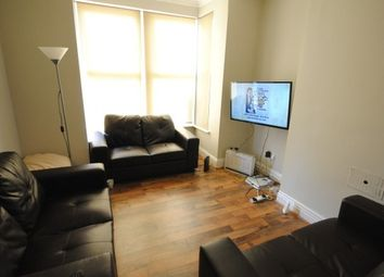 Thumbnail 7 bed terraced house to rent in Stanmore Place, Leeds