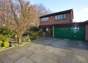 Thumbnail 4 bed detached house for sale in Hunstanton Drive, Bury