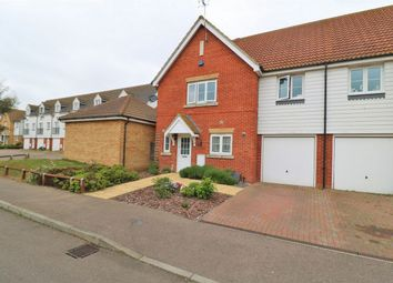 Thumbnail 4 bed link-detached house for sale in Park Road, St Osyth, Essex