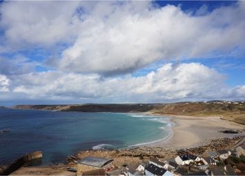 Thumbnail 3 bed flat for sale in Sennen Cove, Penzance