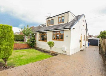 Thumbnail 3 bed semi-detached bungalow for sale in Moss Bank Road, Wardley, Swinton, Manchester