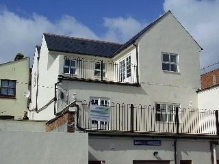 Thumbnail 2 bedroom flat to rent in Lagland Street, Poole