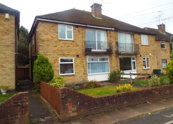 Thumbnail 2 bed maisonette for sale in Sedgemoor Road, Coventry, West Midlands