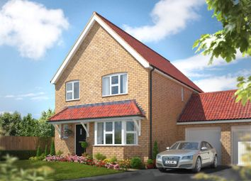 Thumbnail 4 bed detached house for sale in The Signals, Norwich Road, Watton