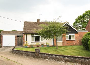 Thumbnail 3 bed detached bungalow for sale in Mill Road, Liss