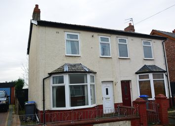 Thumbnail 3 bedroom semi-detached house for sale in Colwyn Avenue, Blackpool