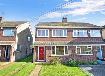 Thumbnail 3 bed semi-detached house for sale in Sandown Road, Wickford, Essex