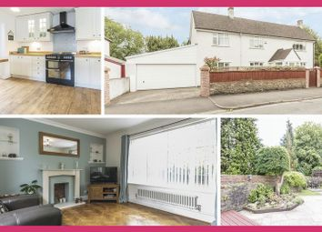 Thumbnail 3 bed detached house for sale in St. Margarets Road, Whitchurch, Cardiff