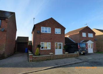 Thumbnail 3 bedroom detached house to rent in Russet Close, Beccles