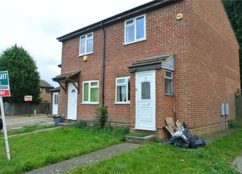 Thumbnail 2 bed semi-detached house to rent in Damien Close, Chatham, Kent
